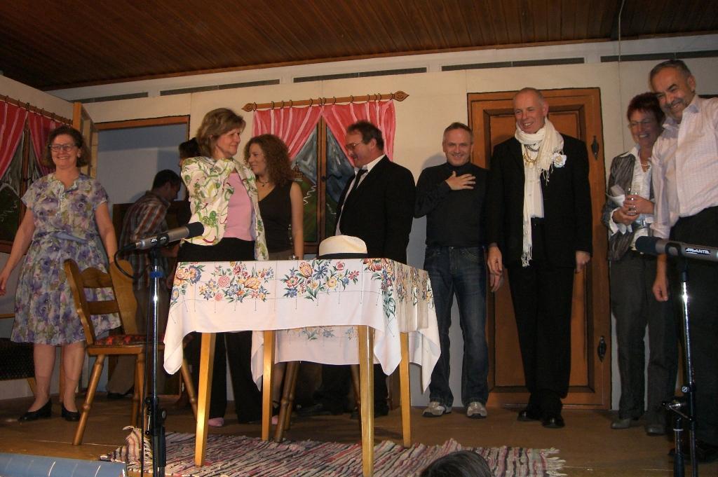 Rückblick RVI Weihnachtsfeier 2007 – RVI-Buechenbronn