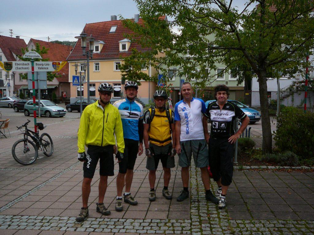 Start in Ebersbach