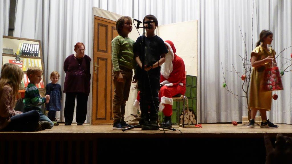 Beim Nikolaus